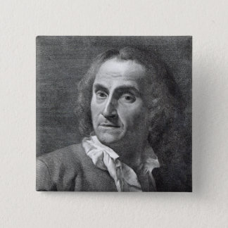 Marco Alvise Pitteri, engraved by the subject 15 Cm Square Badge
