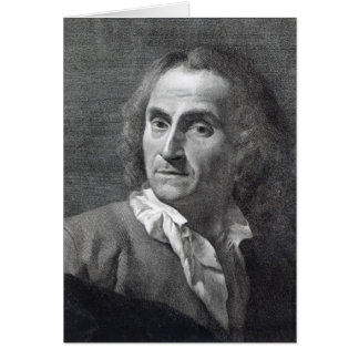 Marco Alvise Pitteri, engraved by the subject Card