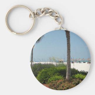 """""""Marco Island, FL"""" Key Ring"""