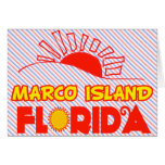 Marco Island, Florida Greeting Cards