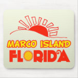 Marco Island, Florida Mouse Pad