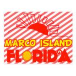 Marco Island, Florida Postcard