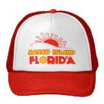 Marco Island, Florida Trucker Hat