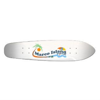 Marco Island. Skate Board