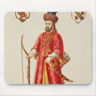 Marco Polo  dressed in Tartar costume Mouse Mat