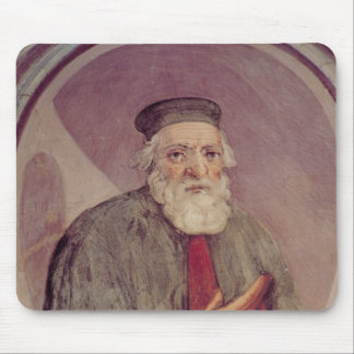 Marco Polo  from the 'Sala del Mappamondo' Mouse Pad