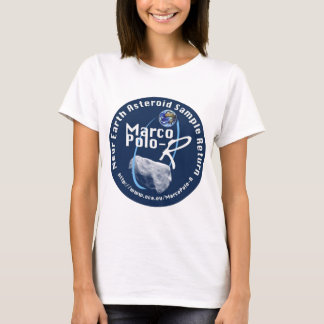 Marco Polo-R Asteroid Sample Return T-Shirt