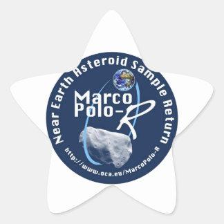 Marco Polo-R Star Sticker