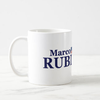 Marco Rubio 2016 Basic White Mug