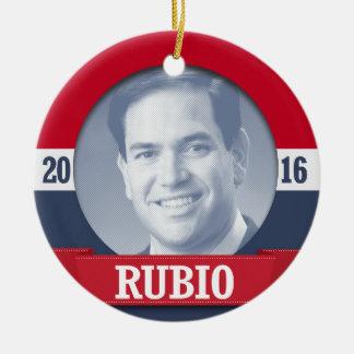 Marco Rubio 2016 Christmas Tree Ornaments