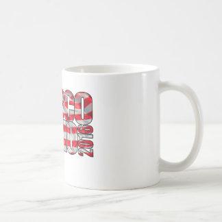 Marco Rubio 2016 (flag) Basic White Mug