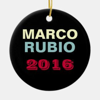 Marco Rubio 2016 Ornament