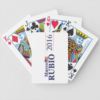Marco Rubio 2016 Poker Cards