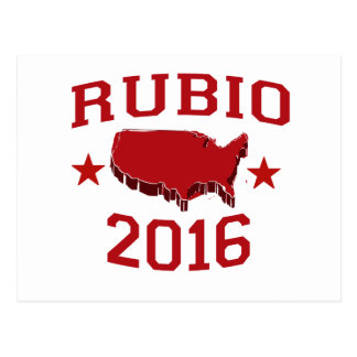 MARCO RUBIO 2016 UNITER.png Post Cards