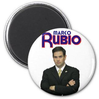 Marco Rubio 6 Cm Round Magnet