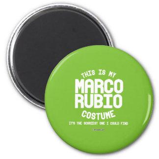 Marco Rubio Costume 6 Cm Round Magnet