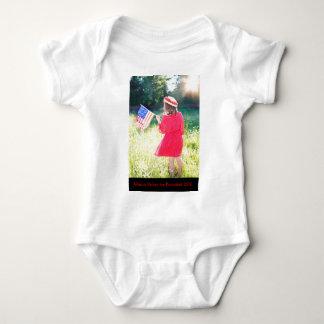 Marco Rubio for President 2016 Baby Bodysuit