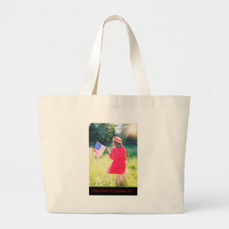 Marco Rubio for President 2016 Large Tote Bag