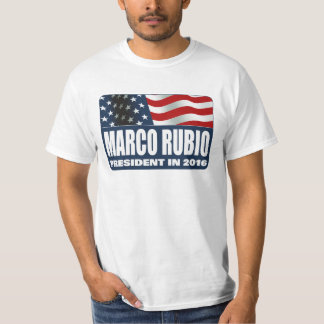 Marco Rubio for President 2016 T-Shirt