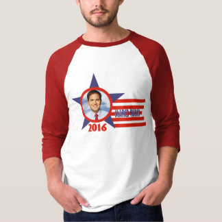 Marco Rubio for President T-Shirt