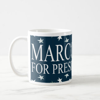Marco Rubio President '16 USA FLAG Coffee Mug
