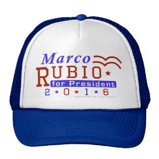 Marco Rubio President 2016 Election Republican Cap