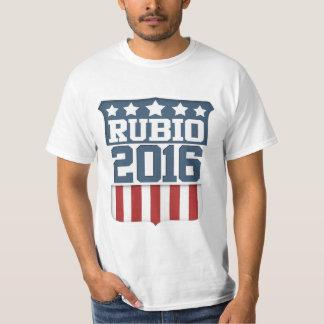 Marco Rubio President 2016 Shield T-Shirt