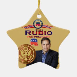 Marco Rubio: Rising Star Ornament