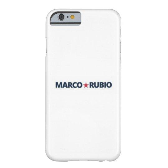 Marco Rubio Slim fit iphone 6 case