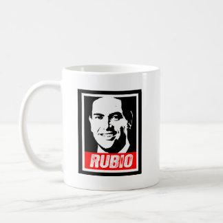 MARCO RUBIO STAMP-.png Classic White Coffee Mug