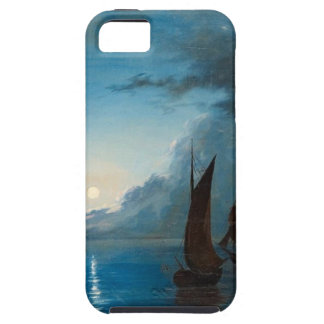 Marcus Larson hav-i-mansken-1848.water boat nature iPhone 5 Cover