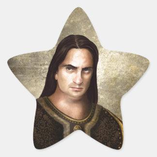 Marcus von Bork Star Sticker