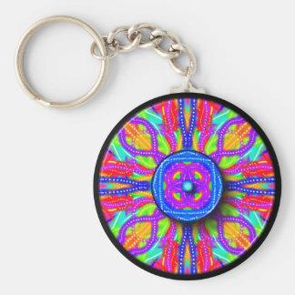 Mardi Gras 1 Key Ring