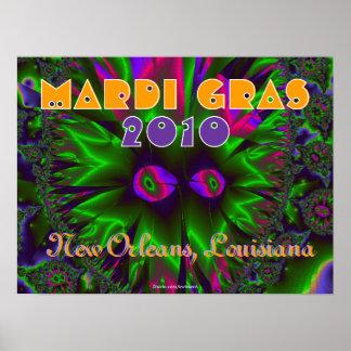 Mardi Gras 2010 Poster