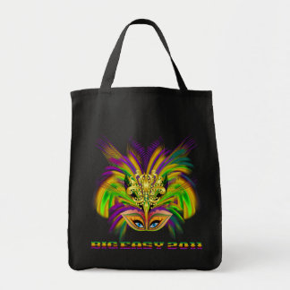 Mardi-Gras 2011 The Queen Tote Bag