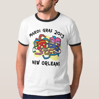 Mardi Gras 2013 New Orleans Shirts