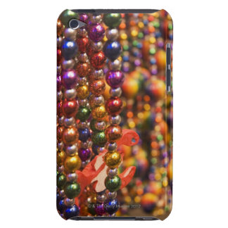 Mardi Gras beads iPod Touch Cases