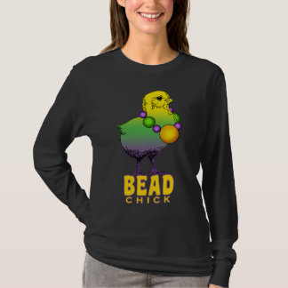 Mardi Gras Beads - the Bead Chick T-Shirt