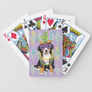 Mardi Gras Berner Bicycle Playing Cards