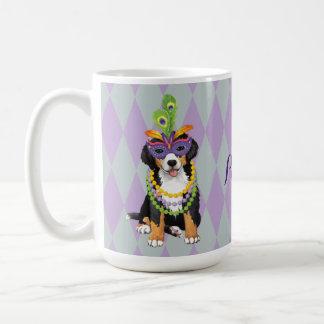 Mardi Gras Berner Coffee Mug