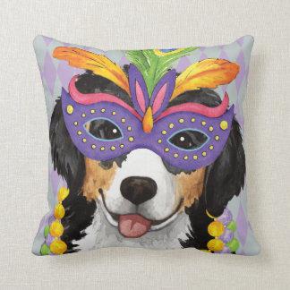 Mardi Gras Berner Cushion