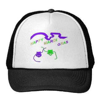 Mardi Gras Cap Trucker Hat