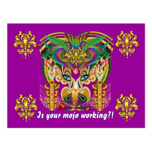 Mardi Gras Carnival Event  Please View Hints Post Cards