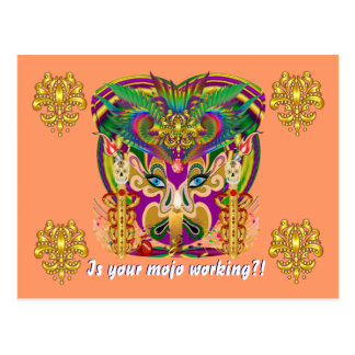 Mardi Gras Carnival Event  Please View Hints Postcards