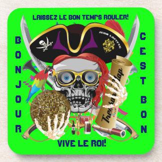 Mardi Gras Carnival Event  Please View Notes Coaster