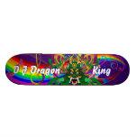 Mardi Gras D. J. Dragon King View notes please