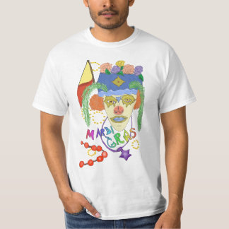 Mardi Gras Design 1 T-Shirt