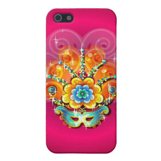 Mardi Gras Fashion iPhone 4 Speck Case iPhone 5 Case