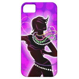 Mardi Gras Fashion iPhone 5 Case