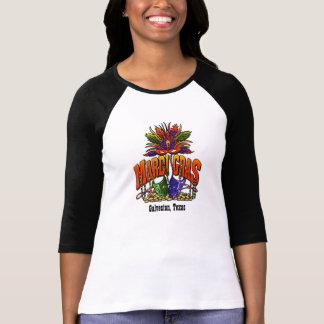 Mardi Gras Galveston Texas T-Shirt